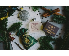 Ароматное рождество от Santa Maria Novella