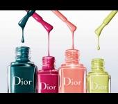 Сочные градиенты в коллекции макияжа Dior