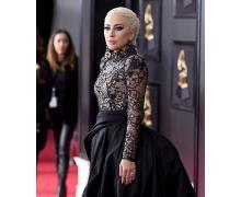 Леди Гага: самый «воинственный» образ Grammy Awards 2018