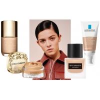 Новые тональные средства, которые скроют покраснение кожи