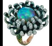 Вторая часть коллекции Fleurs d'Opales, Chopard