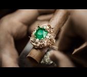 Бриллиантовый шелк: новая коллекция драгоценностей Soie Dior