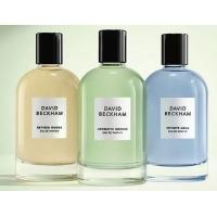 Дэвид Бекхэм выпускает трио новых ароматов в сотрудничестве с Coty