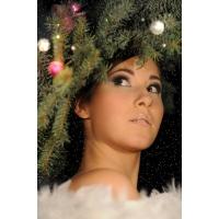 Новогодняя фантазия /- профессиональный макияж Симферополь