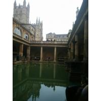 The Bath, римские бани 1 века
