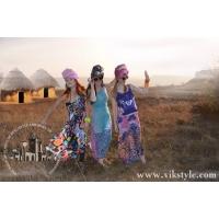 Африканские мотивы. Образ, лица, осень